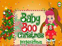 Baby Boo Pregatiri de Craciun