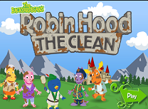 Backyardigans Robin Hood