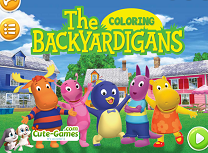 Backyardigans de Colorat