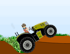 Bakugan cu Tractorul