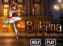 Balerina Numere Ascunse