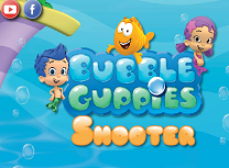 Baloane si Guppy Bubbles