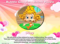 Baloane si Guppy Puzzle Rotund