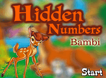 Bambi Numere Ascunse