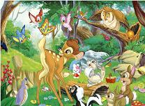 Bambi Obiecte Ascunse