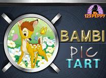Bambi Puzzle Rotund