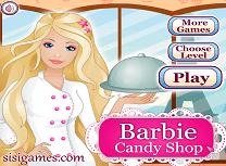 Barbi la Cofetarie