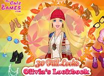 Barbie 30 de Tinute de Toamna