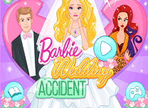 Barbie Accident la Nunta