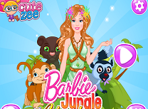 Barbie Aventura in Jungla