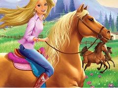 Barbie Calareste Caii