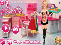 Barbie Chelnerita