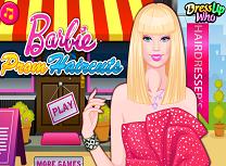 Barbie Coafuri Pentru Bal