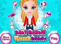 Barbie Coafuri de Iarna