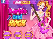 Barbie Concert Rock