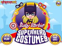 Barbie Costum de Super Eroina
