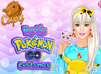 Barbie Costume Pokemon Go