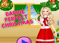 Barbie Craciun Perfect