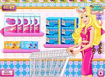 Barbie Cumparaturi Pentru Bebelus