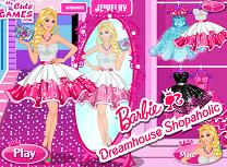 Barbie Cumparaturi de Vis