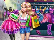 Barbie Face Cumparaturi