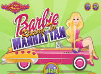 Barbie Cursa spre Manhattan