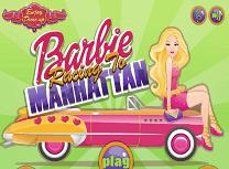 Barbie Cursa spre Manhattan