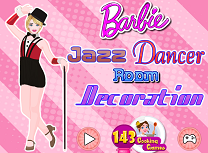 Barbie Dansatoare de Jazz