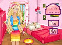 Barbie Decoreaza Casa