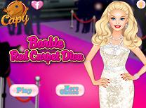Barbie Diva pe Covorul Rosu