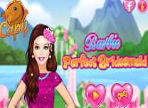 Barbie Domnisoara de Onoare Perfecta