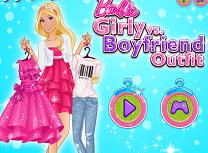 Barbie Doua Stiluri