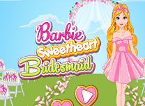 Barbie Draguta Domnisoara de Onoare