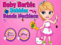 Barbie Face Coliere
