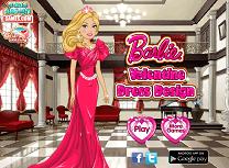 Barbie Face Rochii de Ziua Indragostitilor