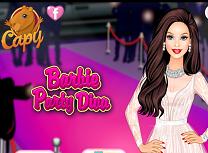 Barbie Gata de Petrecere