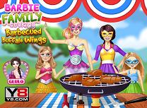 Barbie Gateste Cu Familia