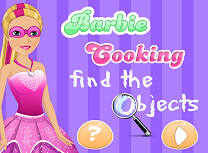 Barbie Gateste Obiecte Ascunse