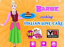 Barbie Gateste Prajitura Italiana