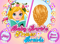 Barbie Impletituri Florale