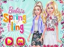 Barbie Indragostita Primavara