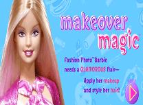 Barbie Magia Machiajului