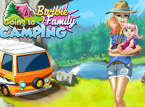 Barbie Merge in Camping