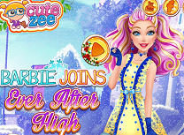 Barbie Merge la Ever After High