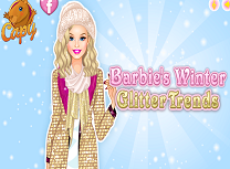 Barbie Moda de Iarna