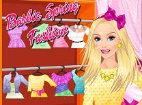 Barbie Moda de Primavara