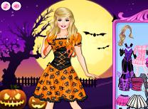 Barbie Noaptea de Halloween