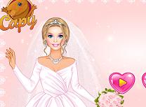 Barbie Nunta Ca in Povesti