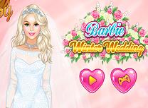 Barbie Nunta Iarna