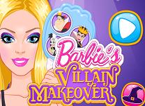 Barbie Personaj Negativ